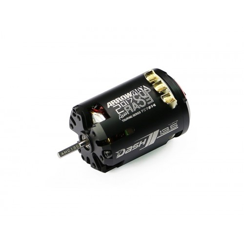 Arrowmax DA-741135 Dash 540 Sensored Brushless Motor 13.5T For AM Cup