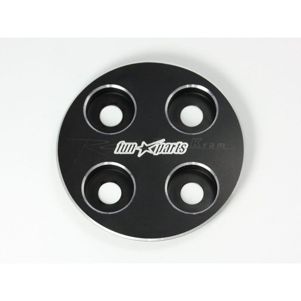 Fun Parts - Alu Insert for RIDE Air Remover for Awesomatix A700 / A800 Damper
