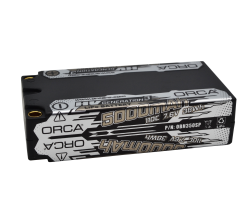 HV GENERATION3 5000mAh 7.6V 110C SHORTY PACK