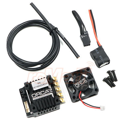 ORCA ES18OE12-4S OE1 Electronic Speed Control