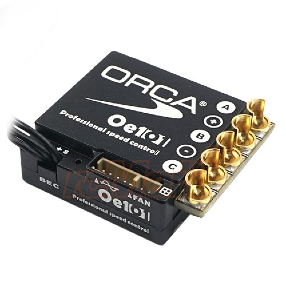 ORCA ES19OE1012S OE101 Competition Pro Stock Brushless ESC