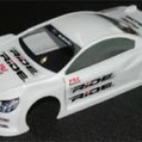 Thai Ride Bodyshell RIDE Decal