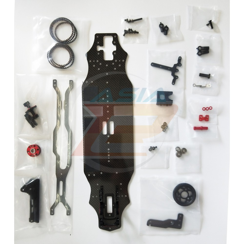Xpress Execute XQ1 Mid Pulley Conversion Kit